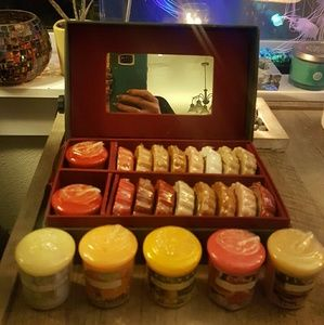Mixed Lot of Extremely Rare and New Yankee Candles